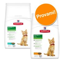 Set prova misto! Hill's Science Plan Kitten 2 x 400 g