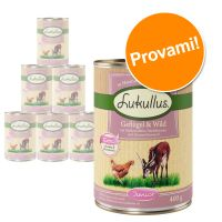 Set prova misto! Lukullus Junior 6 x 400 g