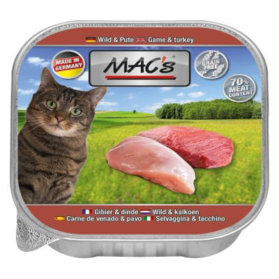 Set prova misto! MAC's Cat in vaschetta
