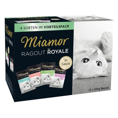 Set prova misto! Miamor Ragù Royal 12 x 100 g