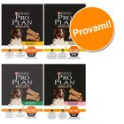 Set prova misto Purina Pro Plan Biscuits 4 x 400 g