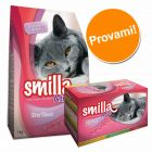 Set prova misto! Smilla Adult Sterilised