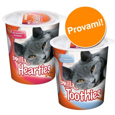 Set prova misto Smilla Hearties & Smilla Toothies