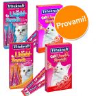 Set prova misto Snack Vitakraft Cat Liquid