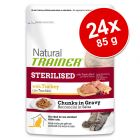 Set prova misto! 24 x 85 g Trainer Natural