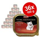 Set risparmio! Animonda vom Feinsten Gattini 36 x 100 g