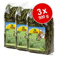 Set risparmio Avena Sativa JR Farm 3 x 500 g