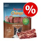 Set risparmio! Rocco Chings Steak Style