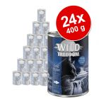 Set Scorta: Wild Freedom Adult 24 x 400 g