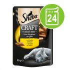 Sheba Craft Collection 24 x 85 g