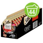 Sheba Craft Collection 44 x 85 g en tarrinas - Pack Ahorro