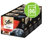 Sheba Pouches Select Slices Saver Pack 96 x 85g