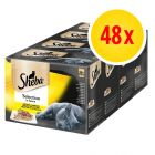 Sheba Selection Pouches 48 x 85 g