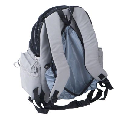 ef2d54b3b8d ... Sightseer Backpack Pet Carrier - Grey ...