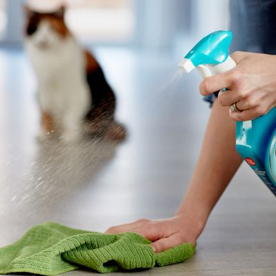 Simple Solution® Cat Extreme Stain & Odour Remover