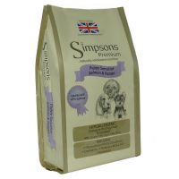 Simpsons Premium Sensitive Puppy Salmone & Patate