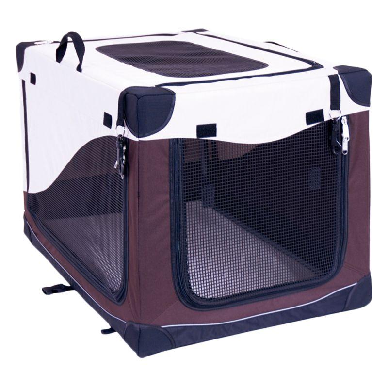 Skládací přenosná bouda Pet Home