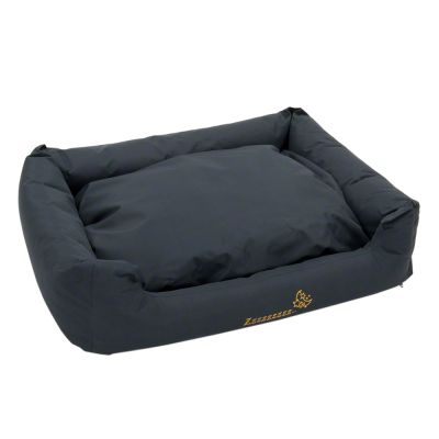 Sleepy Time Dog Bed Grey