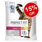 Small Bags Perfect Fit Dry Cat Food - 15% Off!*