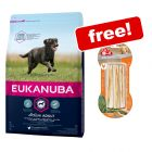 Small Bags Eukanuba Dry Dog Food + 8in1 Delights Stick Free!*