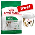 Small Bags Royal Canin Size Dry Dog Food + Travel Food Bin Free!*