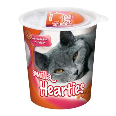 Smilla Hearties Cat Snacks