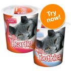 Smilla Hearties & Smilla Toothies Cat Snacks Mixed Trial Pack