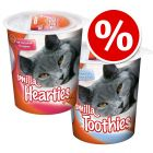 Smilla Hearties & Toothies Mixed Cat Snacks - Special Price!*
