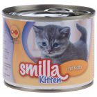 Smilla Kitten 6 x 200 г