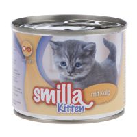 Smilla Kitten 6 x 200g