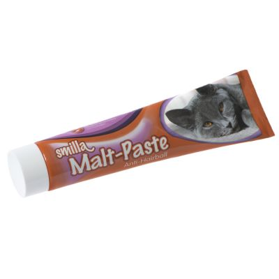 Smilla pasta de malta Anti-Hairball para gatos