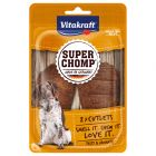 Snacks Vitakraft Chomp Cutlets para perros