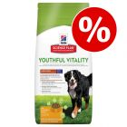 Spar 20% på en pose Hill's Science Plan Youthful Vitality