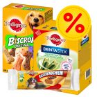 Sparepakke Pedigree Snack-Mix, Large