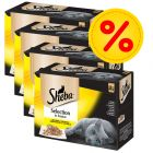 Sparepakke Sheba Selection portionsposer