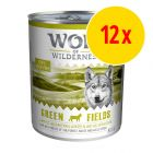 Sparpack Wolf of Wilderness 12 x 800 g