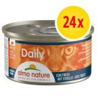 Sparpack: Almo Nature Daily Menu 24 x 85 g