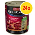 Sparpack: Animonda GranCarno Original Adult 24 x 800 g
