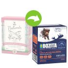 Sparpack: Bozita Chunks in Jelly 24 x 370 g