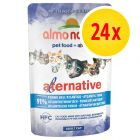 Sparpaket Almo Nature HFC Alternative Cat 24 x 55 g