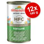 Sparpaket Almo Nature HFC 12 x 140 g