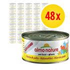 Sparpaket Almo Nature Legend 48 x 70 g