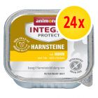 Sparpaket Animonda Integra Protect Adult Harnsteine 24 x 100 g