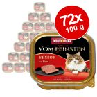 Sparpaket Animonda vom Feinsten Senior 72 x 100 g