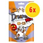Sparpaket Dreamies Mix Katzensnack 6 x 60 g