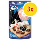 Sparpaket Felix Mini Filetti 3 x 40 g