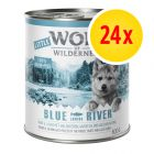 Sparpaket Little Wolf of Wilderness 24 x 800 g