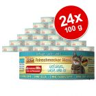 Sparpaket MAC´s Cat Feinschmecker 24 x 100 g