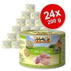 Sparpaket MAC´s Cat 24 x 200 g