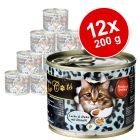 Sparpaket O´Canis for Cats 12 x 200 g